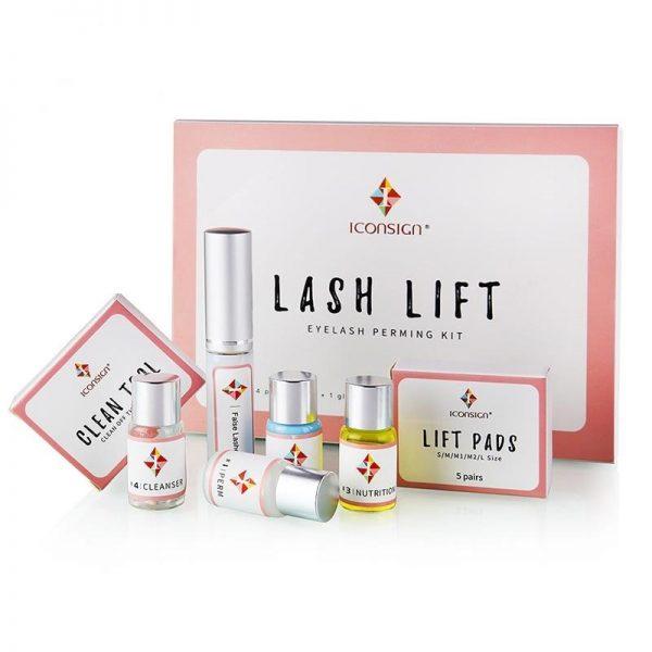 Nouveau : Kit Rehaussement de Cils Lashlift™ noir - Lash lift™
