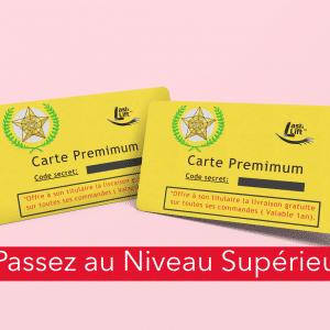 Carte Premium. - Lash lift™