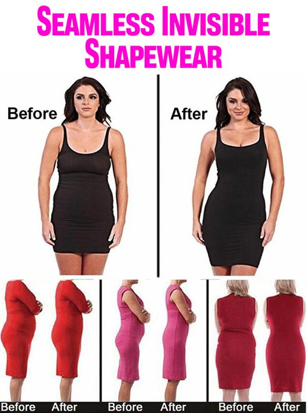Femme Sablier ?  Butt & Belly Shapewear™ - Lash lift™