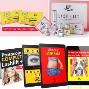 Pack Ultime Black Friday (-75%) + Deux produits Offerts - Lash lift™